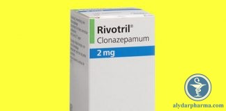 Thuốc ngủ Rivotril 2mg