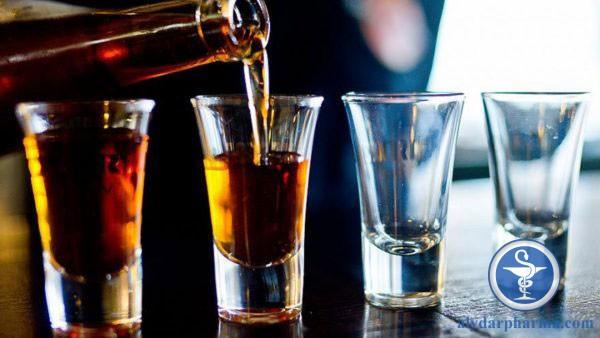 Giảm tiêu thụ rượu