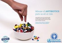 Viêm hô hấp trên nếu không uống kháng sinh sẽ thành viêm phổi?