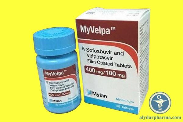 Cách sử dụng và liều lượng thuốc Myvelpa