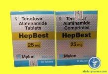Thuốc Hepbest 25mg