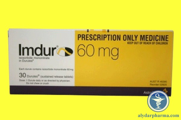 Thuốc Imdur