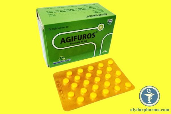 Agifuros là thuốc gì?