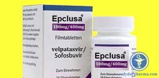 Thuốc Epclusa