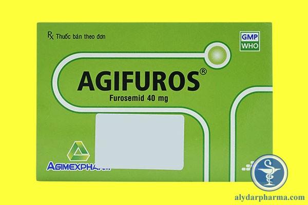 Lưu ý khi sử dụng thuốc Agifuros