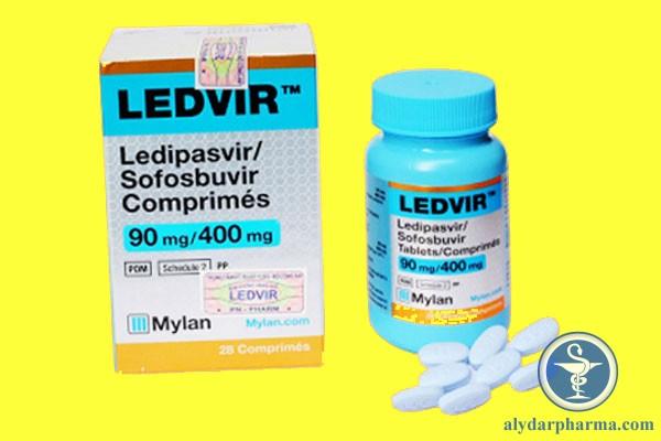 Thuốc Ledvir chữa viêm gan có khỏi hẳn không?