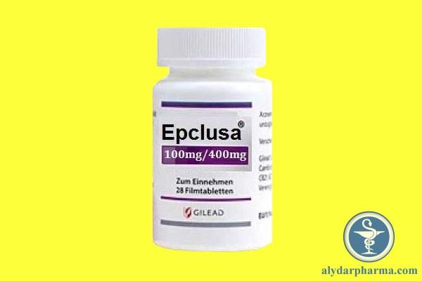 Thuốc Epclusa là thuốc gì?