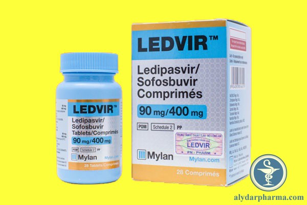Thuốc Ledvir là thuốc gì?
