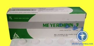 ThuốcMeyerdipin 5mg