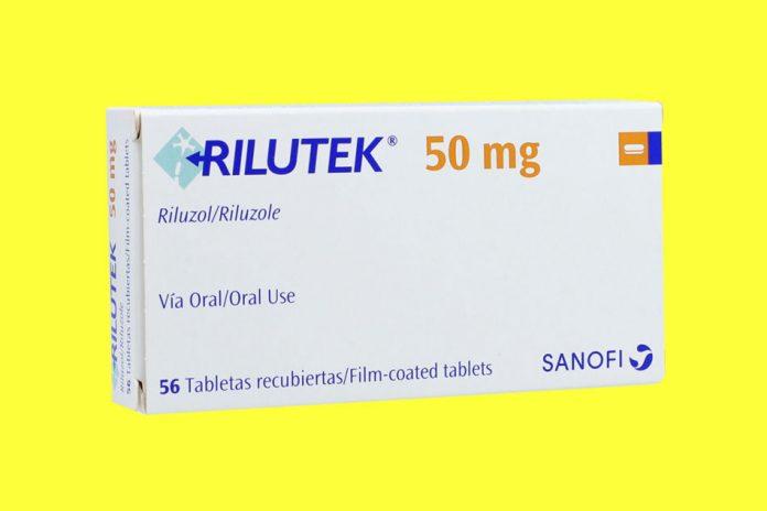 Hình ảnh hộp thuốc Rilutek 50mg