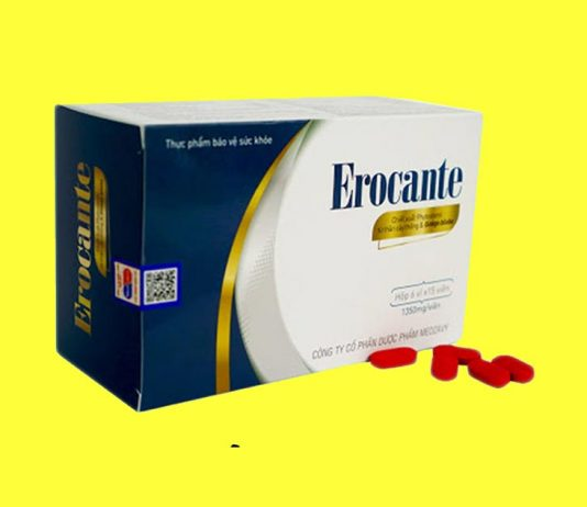 Thực phẩm chức năng Erocante