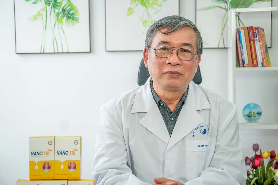Bác sĩ Hoàng Đình Lân