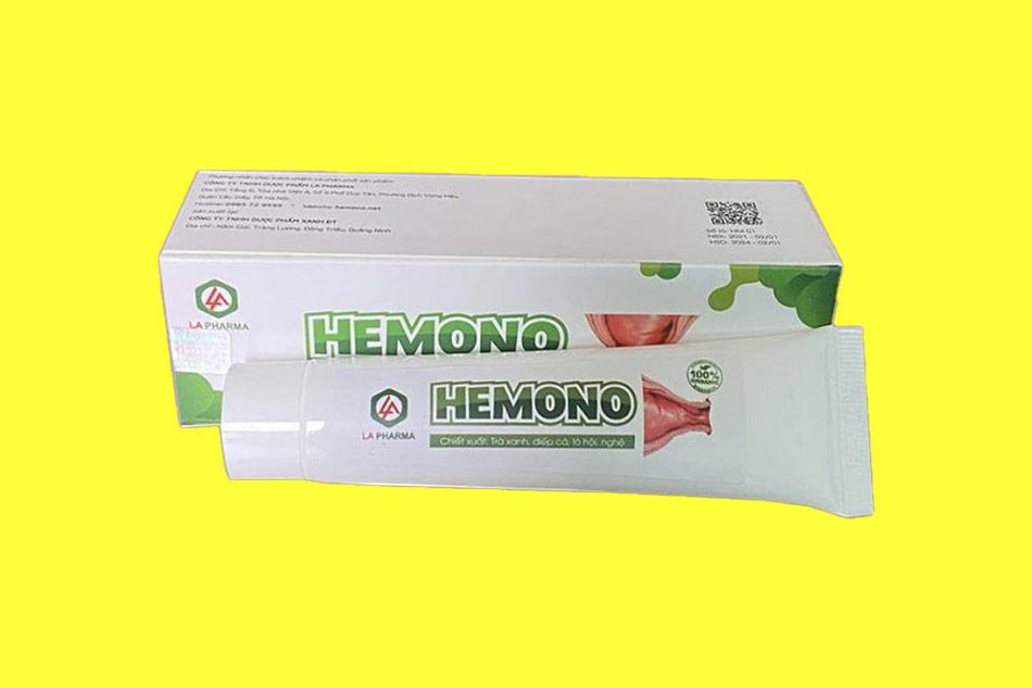 Cách phân biệt Hemono Gel thật và giả