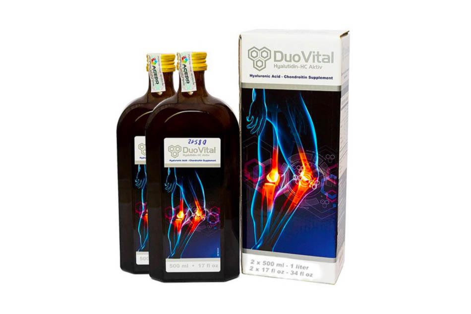Hình ảnh DuoVital hộp 2 chai