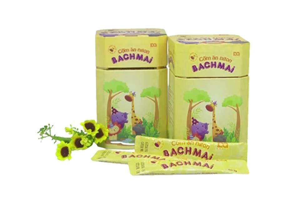 Cốm ăn ngon Bach Mai là gì?
