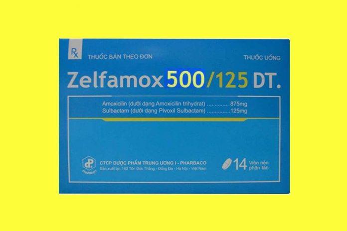 Zelfamox 500/125 DT